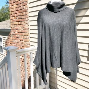 Alfani Crowl Neck Dolman Sweater Metal Detail NWOT